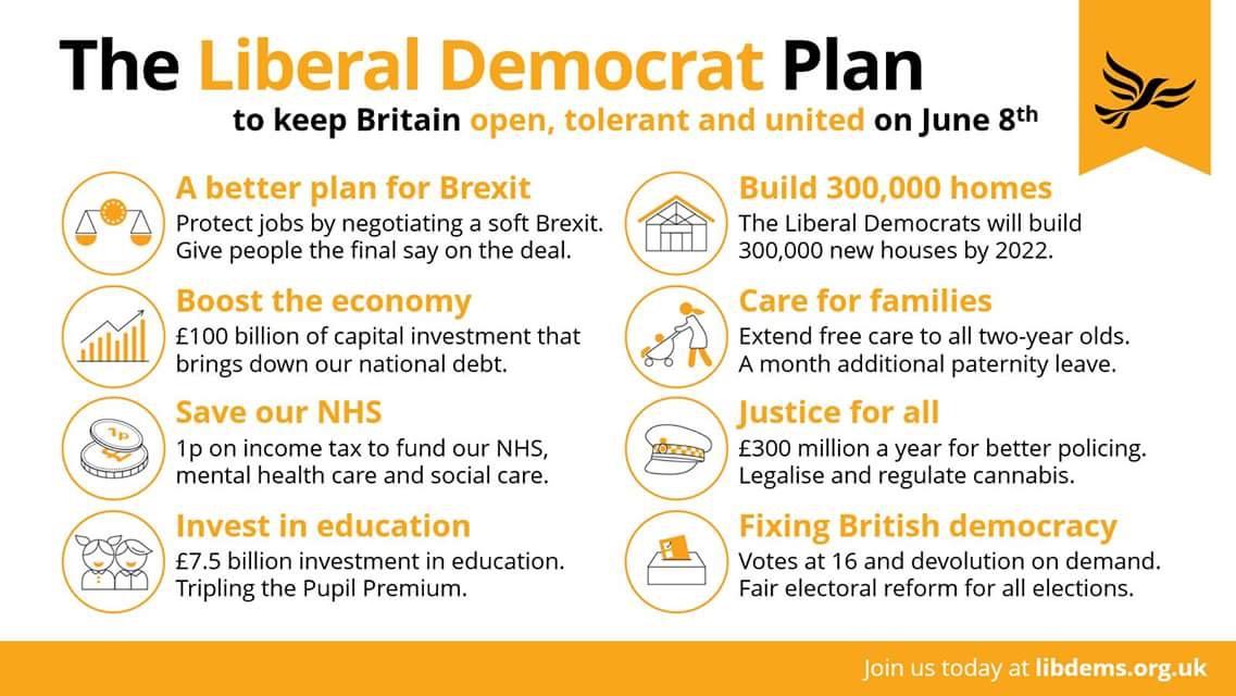 Liberal Democrat plan