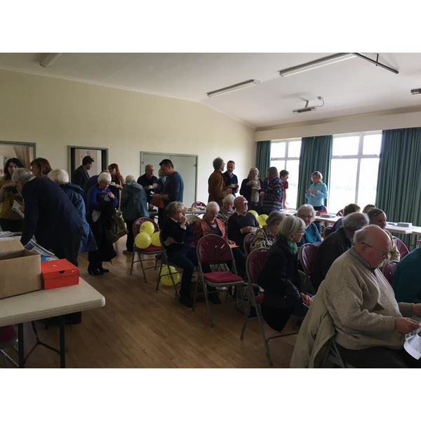 Devizes AGM at Kennet Valley Village Hall