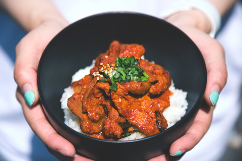 Curry (Photo by Ryan Kwok on Unsplash)