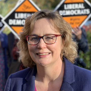 Jo Waltham - Liberal Democrat Parliamentary Candidate for the Devizes Constituency