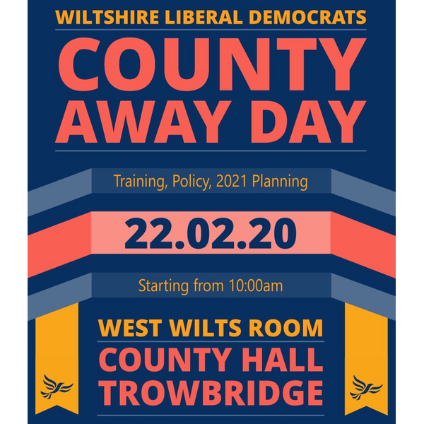 Wilts County Away Day
